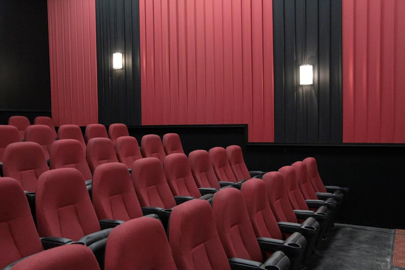 45 Seat Theater Screening Room