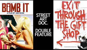 Street Art Double Feature